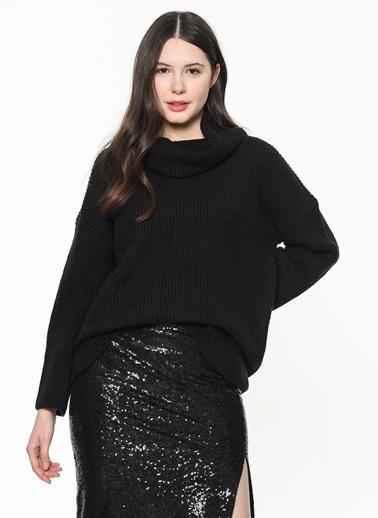 Su Moda Kazak Siyah